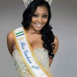 Jennifer Ondo Mouchita, Miss Gabon 2013